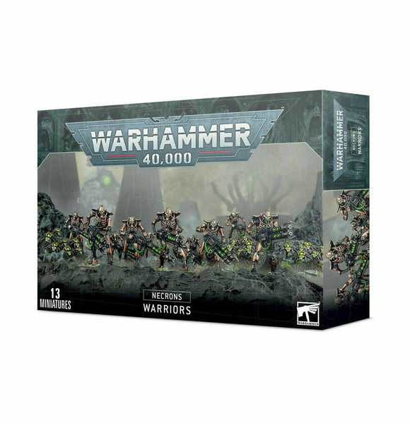 Discount Necrons Warriors - West Coast Games