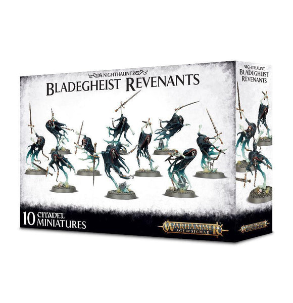 Discount Nighthaunt Bladegheist Revenants - West Coast Games