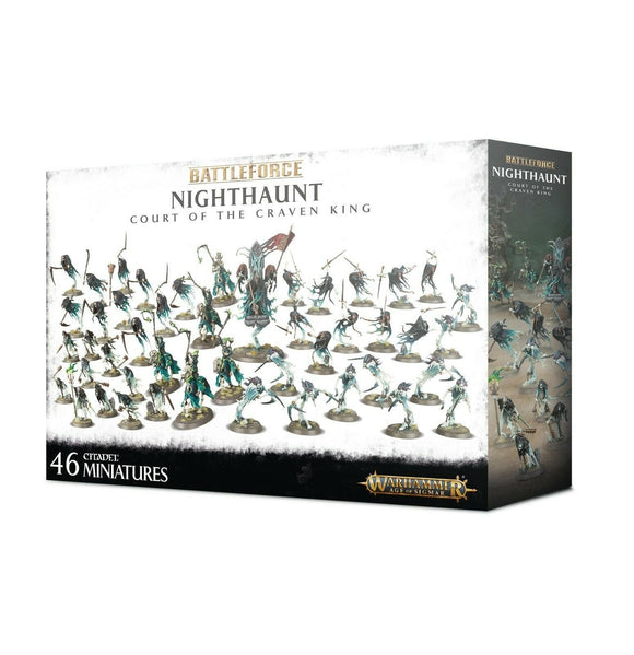 Discount Nighthaunt Court of the Craven King - West Coast Games