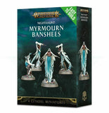 Discount Nighthaunt Easy to Build Myrmourn Banshees - West Coast Games