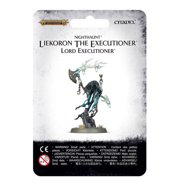 Discount Nighthaunt Liekoron The Executioner - West Coast Games