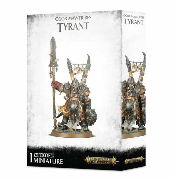 Discount Ogor Mawtribes Tyrant - West Coast Games