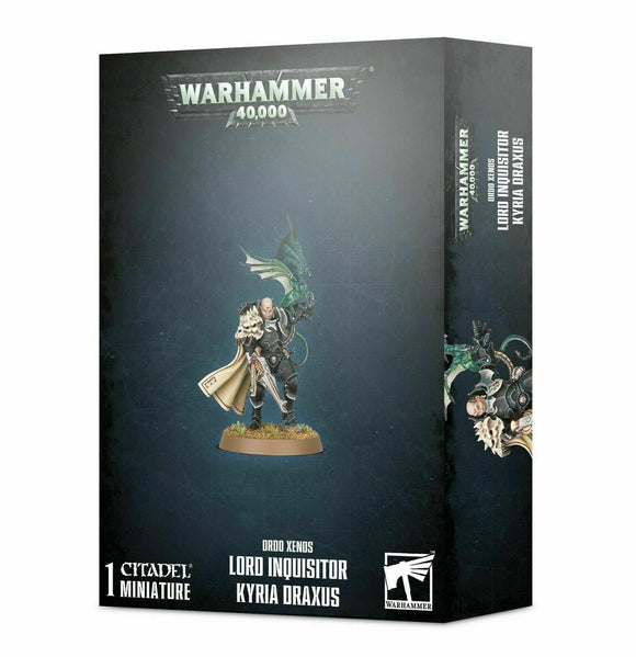 Discount Ordo Xenos Lord Inquisitor Kyria Draxus - West Coast Games
