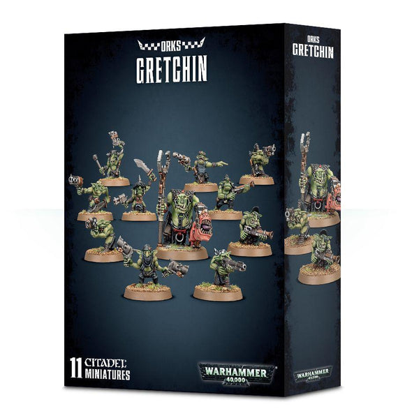Discount Orks Gretchin - West Coast Games