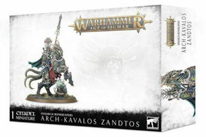 Discount Ossiarch Bonereapers Arch-kavalos Zandtos - West Coast Games