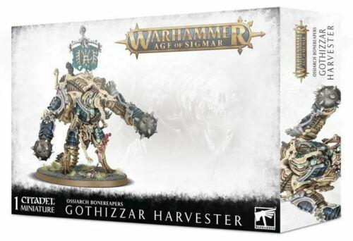 Discount Ossiarch Bonereapers Gothizzar Harvester - West Coast Games