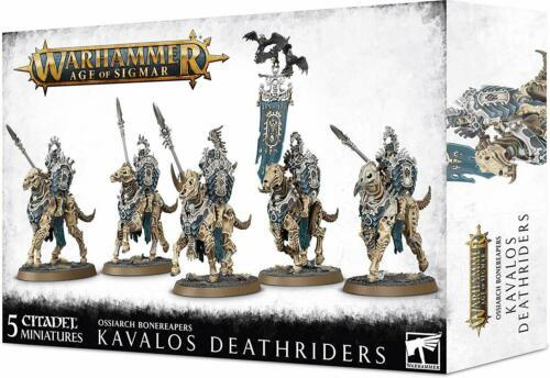 Discount Ossiarch Bonereapers Kavalos Deathriders - West Coast Games