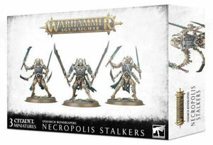Discount Ossiarch Bonereapers Necropolis Stalkers - West Coast Games