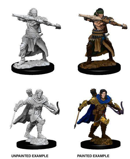Discount Pathfinder Battles Deep Cuts Male Half Elf Ranger - West Coast Games