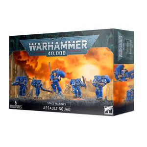 Discount Space Marines Assault Squad - West Coast Games