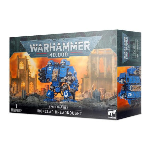 Discount Space Marines Ironclad Dreadnought - West Coast Games