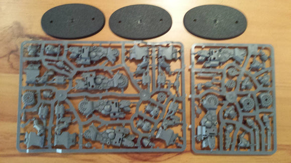 Discount Space Marines Primaris Outriders - West Coast Games