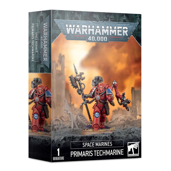 Discount Space Marines Primaris Techmarine - West Coast Games