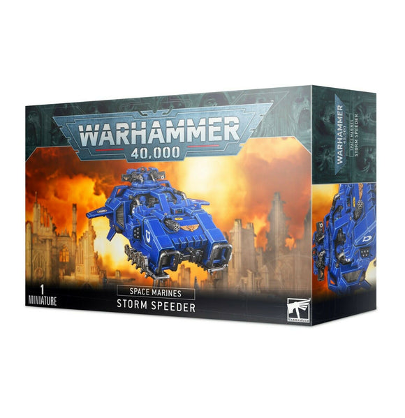 Discount Space Marines Storm Speeder - West Coast Games