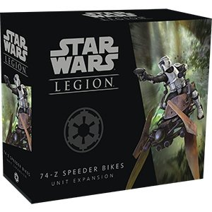 Discount Star Wars Legion 74-Z Speeder Bikes Unit Expansion - West Coast Games