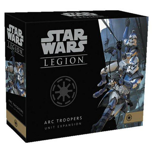 Discount Star Wars Legion ARC Troopers Unit Expansion - West Coast Games