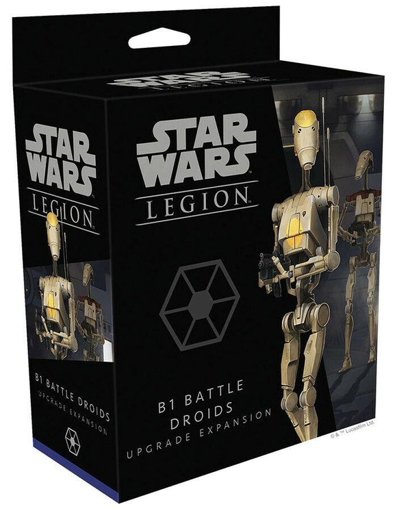 Discount Star Wars Legion B1 Battle Droids Upgrade Expansion - West Coast Games