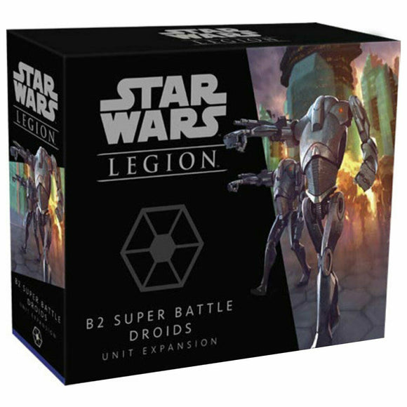 Discount Star Wars Legion B2 Super Battle Droids Unit Expansion - West Coast Games