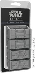 Discount Star Wars Legion Barricades Pack - West Coast Games