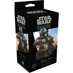 Discount Star Wars Legion Boba Fett Operative Expansion - West Coast Games