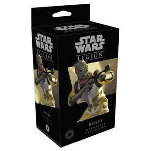 Discount Star Wars Legion Bossk Operative Expansion - West Coast Games