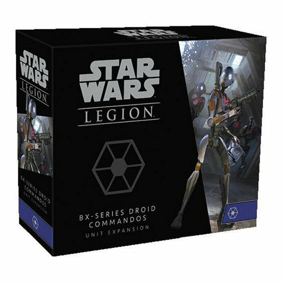 Discount Star Wars Legion BX-series Droid Commandos Unit Expansion - West Coast Games