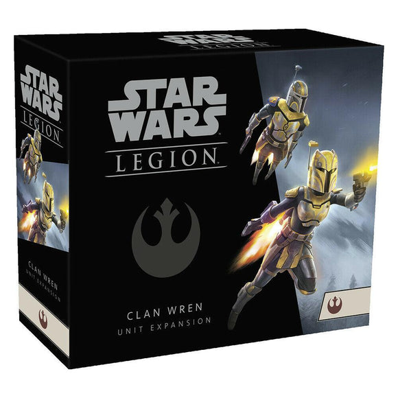 Discount Star Wars Legion Clan Wren Unit Expansion PREORDER 16/09 - West Coast Games