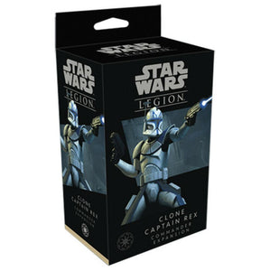Discount Star Wars Legion Clone Captain Rex Commander Expansion - West Coast Games