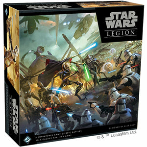 Discount Star Wars Legion Clone Wars Core Set - West Coast Games