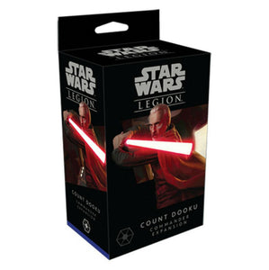 Discount Star Wars Legion Count Dooku Commander Expansion - West Coast Games