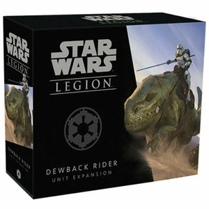 Discount Star Wars Legion Dewback Rider Unit Expansion - West Coast Games