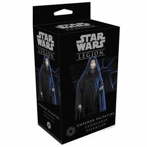 Discount Star Wars Legion Emperor Palpatine Commander Expansion - West Coast Games
