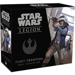 Discount Star Wars Legion Fleet Troopers Unit Expansion - West Coast Games