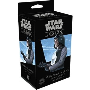 Discount Star Wars Legion General Veers Commander Expansion - West Coast Games