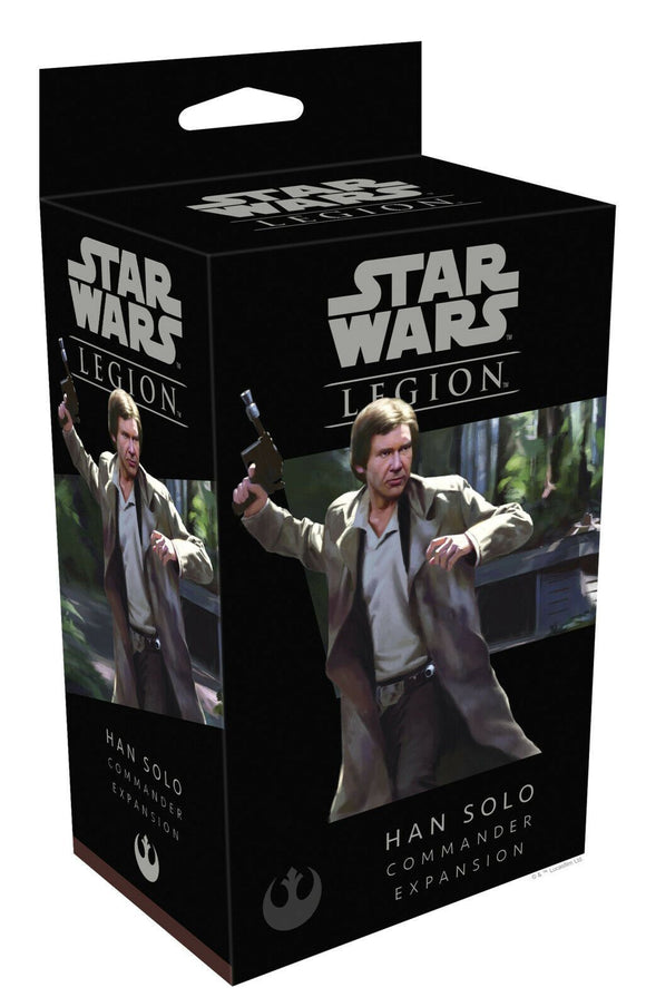 Discount Star Wars Legion Han Solo Commander Expansion - West Coast Games