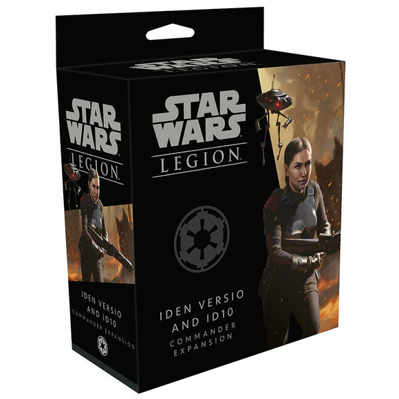 Discount Star Wars Legion Iden Versio and ID10 Commander Expansion - West Coast Games