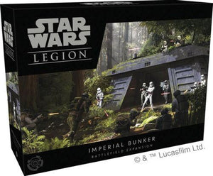 Discount Star Wars Legion Imperial Bunker Battlefield Expansion - West Coast Games