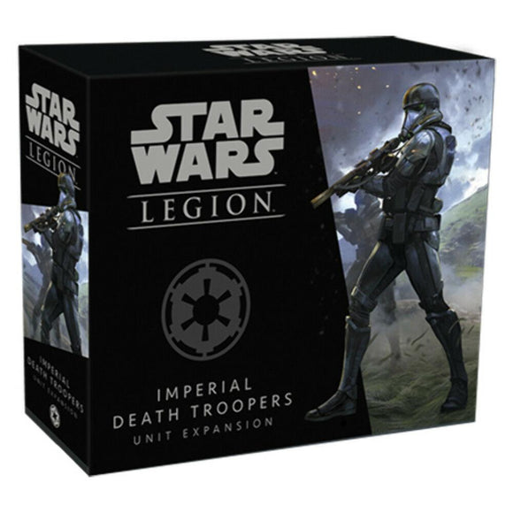 Discount Star Wars Legion Imperial Death Troopers Unit Expansion - West Coast Games