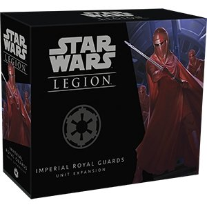 Discount Star Wars Legion Imperial Royal Guards Unit Expansion - West Coast Games