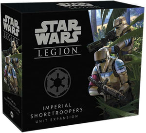 Discount Star Wars Legion Imperial Shoretroopers Unit Expansion - West Coast Games