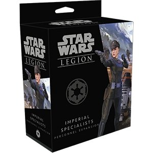 Discount Star Wars Legion Imperial Specialists Personnel Expansion - West Coast Games