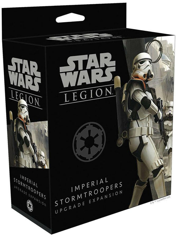 Discount Star Wars Legion Imperial Stormtroopers Upgrade Expansion - West Coast Games