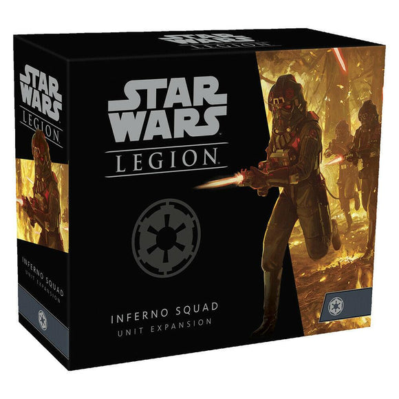 Discount Star Wars Legion Inferno Squad Unit Expansion PREORDER 16/9 - West Coast Games