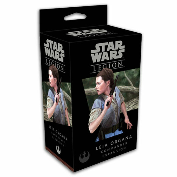 Discount Star Wars Legion Leia Organa Commander Expansion - West Coast Games