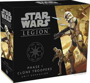 Discount Star Wars Legion Phase 1 Clone Troopers - West Coast Games