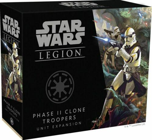 Discount Star Wars Legion Phase II Clone Troopers - West Coast Games
