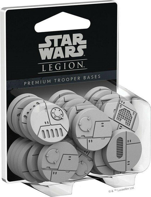 Discount Star Wars Legion Premium Trooper Bases - West Coast Games
