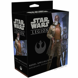 Discount Star Wars Legion Rebel Specialists Personnel Expansion - West Coast Games