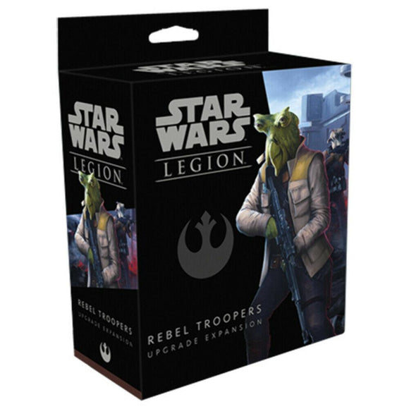 Discount Star Wars Legion Rebel Troopers Upgrade Expansion - West Coast Games