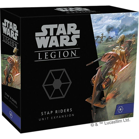 Discount Star Wars Legion STAP Riders Unit Expansion - West Coast Games